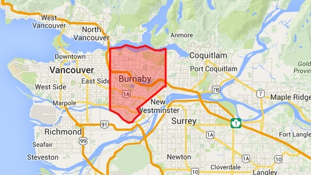 burnaby-election-map