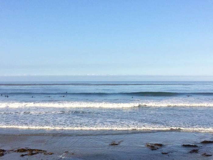 01 Malibu beach