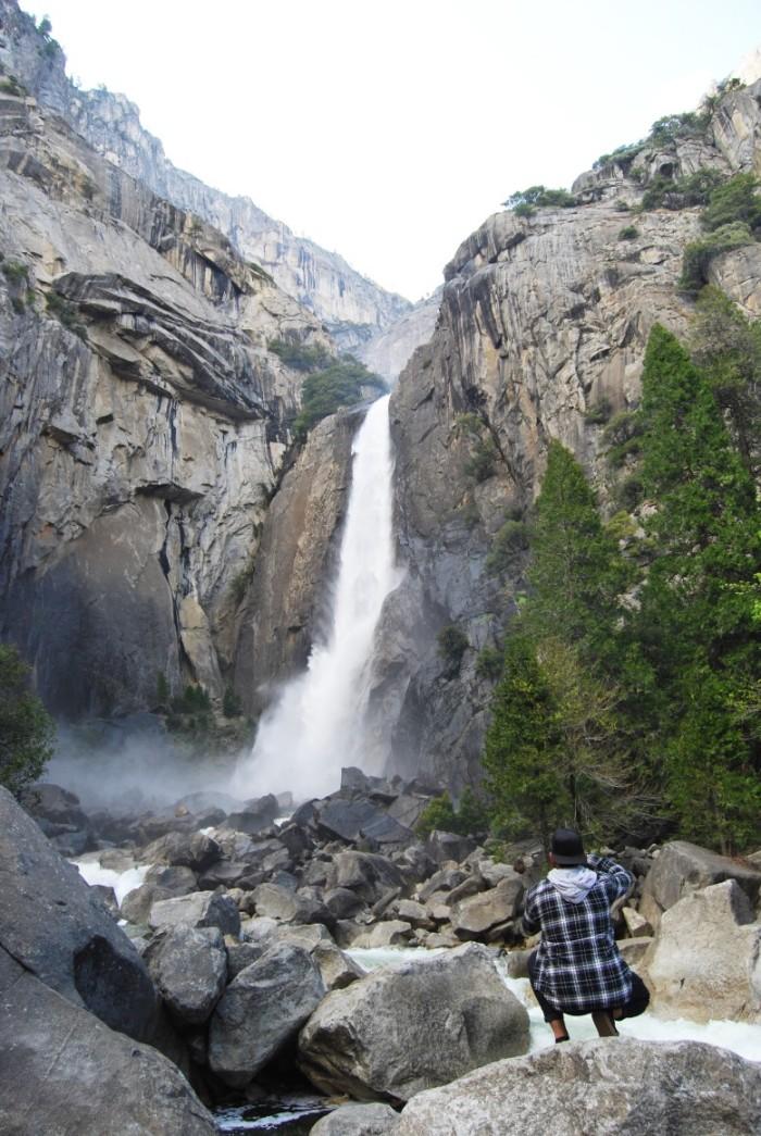 26 Yosemite Falls